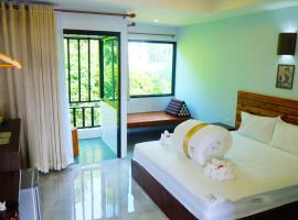 The Stamp Hotel, hotel near Jitsin Petrol Station Sairee Branch, Ko Tao