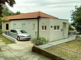 Apartments with a parking space Gradac, Makarska - 16263