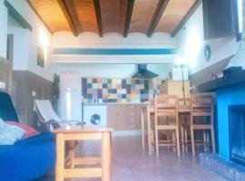 Casa Sonia, hotel en Zahara de la Sierra