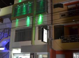 LUNATENIS, apartment in Pisco