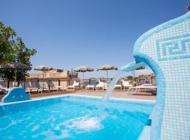 IL SOFFIO DI TIFEO - RESORT, family hotel in Ischia