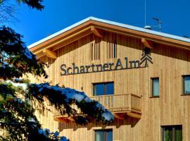 Schartneralm Camping