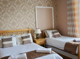 Camillia Guest House, pet-friendly hotel in Aberdeen