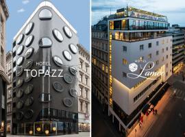 Hotel Topazz & Lamée