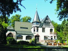 Oberwaldhaus, hotel in Darmstadt