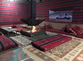wadi rum stars tour with camping