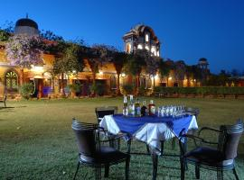 Bundelkhand Riverside, accessible hotel in Orchha