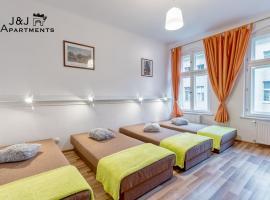 J&J Apartments Łazienna 30 Pensjonat 10