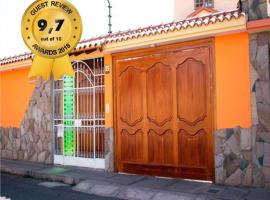 The House, family hotel in Tacna