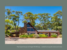Chapel Hill Winery Guest House