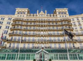 The Grand Brighton, hotel near Victoria Gardens, Brighton & Hove