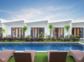 Jago Gili Air, hotel with pools in Gili Air