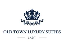 Old Town Luxury Suites 'Lady'