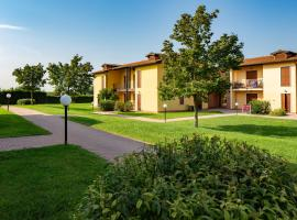 Residence Eden, serviced apartment in Peschiera del Garda