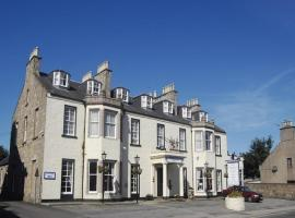 Kintore Arms Hotel 'A Bespoke Hotel', hotel in Inverurie