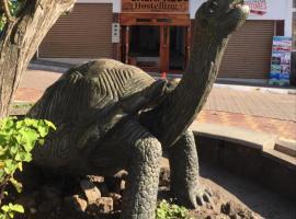New Galapagos Hostelling