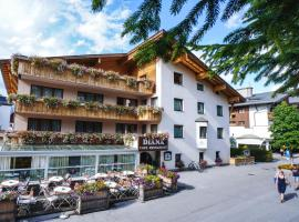 Hotel Diana, hotel near King's House on Schachen, Seefeld in Tirol