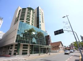 Bourbon Joinville Convention Hotel, hotel near Joinville Arena, Joinville