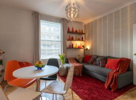 Tutti Frutti & Funky Apartments - Covent Garden, hotel near Savoy Theatre, London