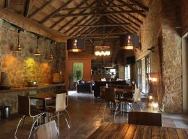 Aloe Bush Game Lodge