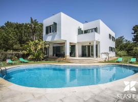 Villa Teddy, hôtel à Tróia