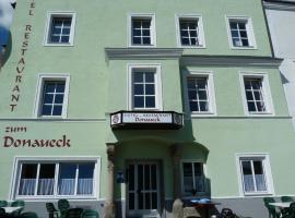 Hotel-Restaurant zum Donaueck Mauthausen