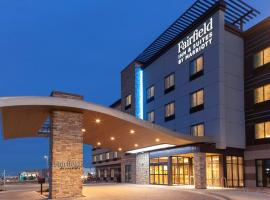 Fairfield Inn & Suites by Marriott Fort Collins South, accessible hotel in Fort Collins