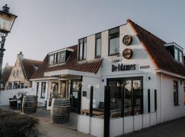 Hotel De 4 dames, hotel in Schiermonnikoog