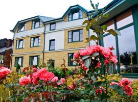 Helvita, viešbutis Liepojoje