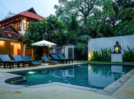 Flamingo Boutique Villa, accessible hotel in Mararikulam
