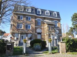 Bon Accueil, budget hotel in De Haan