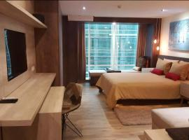 Lavenderbnb Room 1 at Mataram City