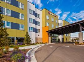 Best Western Plus Peppertree Nampa Civic Center Inn, hotel in Nampa