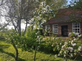 Beautiful Farmhouse in Veere with Open Fireplace, hotel in Veere