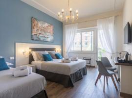 Trastevere Gallery Suites, bed and breakfast en Roma