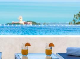 Samui Luxury Sea View Pool Villa V at uniQue Residences