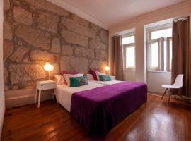 OportoHouse, hotel near D. Luis I Bridge, Porto