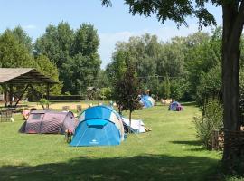 Oliver Inn Camping