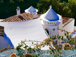 La Casa Turquesa-Original, vacation home in Frigiliana