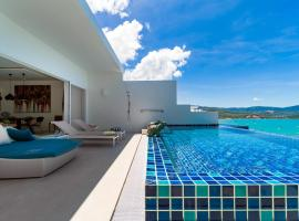 Samui Luxury Sea View Pool Villa T at uniQue Residences