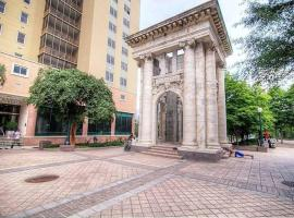 BEAUTIFUL DOWNTOWN ATL Walking distance to AmricaMart, Marta, Ga Aquarium, Benz Stadium, restaurants
