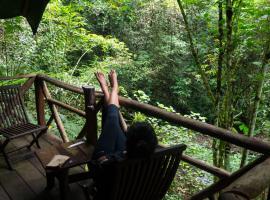 Lupa Masa Rainforest Camp