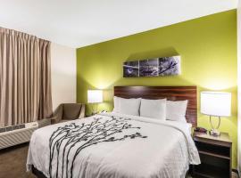 Sleep Inn & Suites Fort Worth - Fossil Creek, hotel in Fort Worth