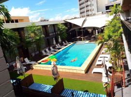 The Cavenagh, hotel in Darwin