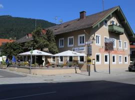 Landgasthof Kirchmayer, hotel near King's House on Schachen, Farchant