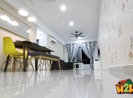 H2H - Perfect Stay @ Majestic Ipoh (9 Guests)