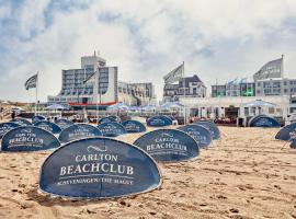 Carlton Beach, hotel in Scheveningen