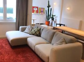 Musin, budget hotel in Ostend
