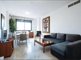 The Best Hostelito! Free parking, hotel near Santa Justa Train Station, Seville