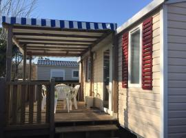 mobil home 6 personnes